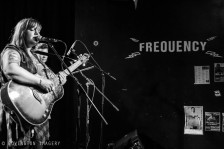 Nellie Wilson at The Frequency